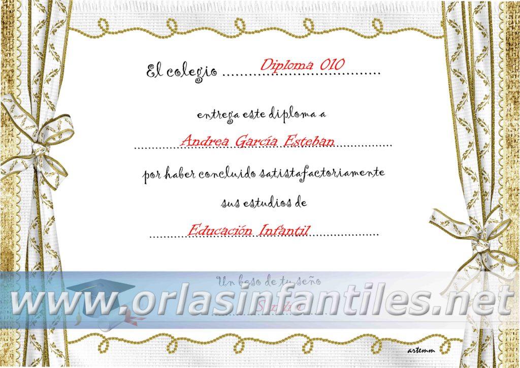 DIPLOMA 010