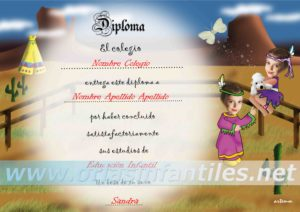 DIPLOMA INDIOS Y VAQUEROS 2