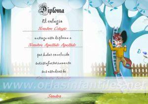 Diploma Caperucita 3