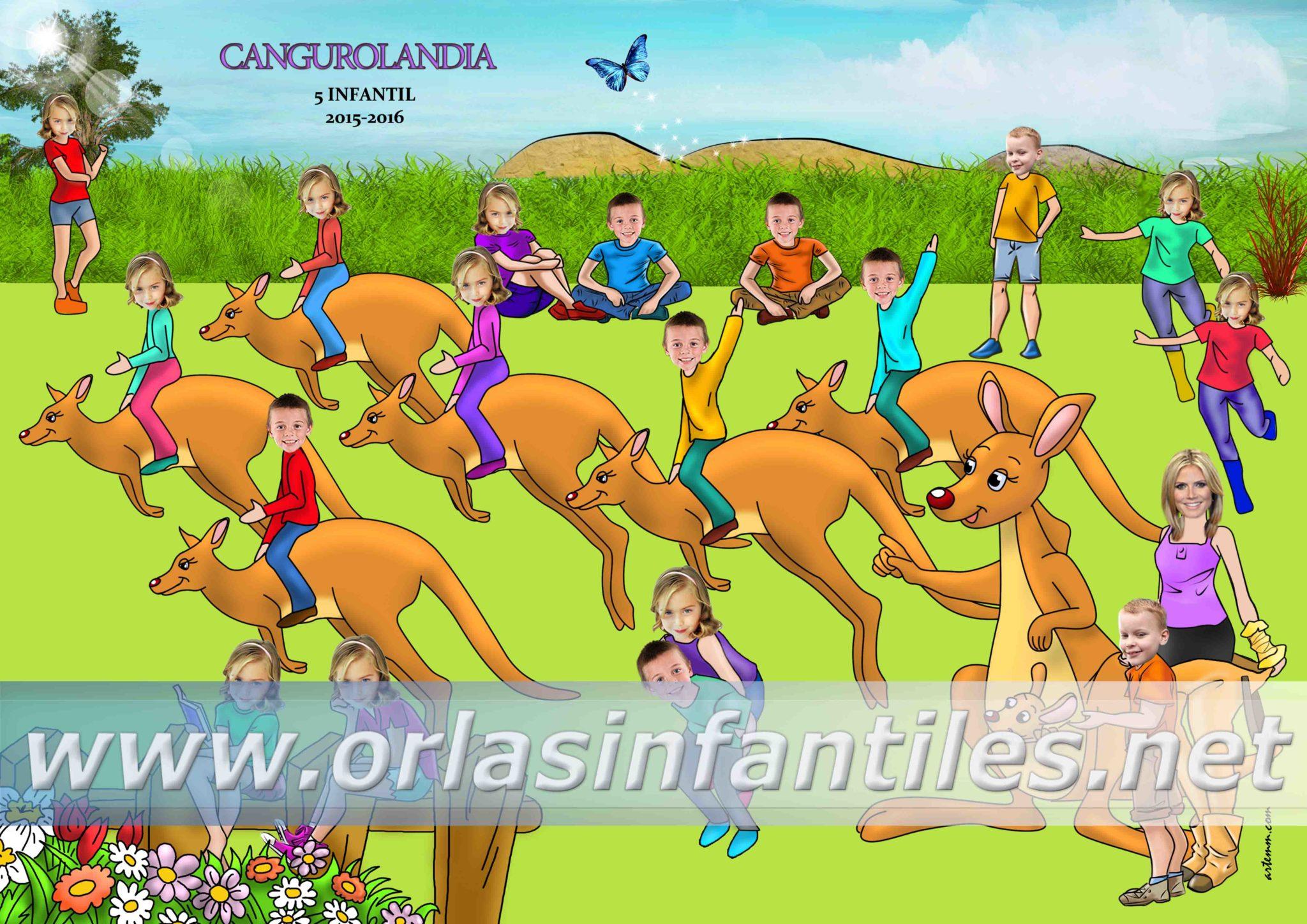 ORLA CANGUROLANDIA 2