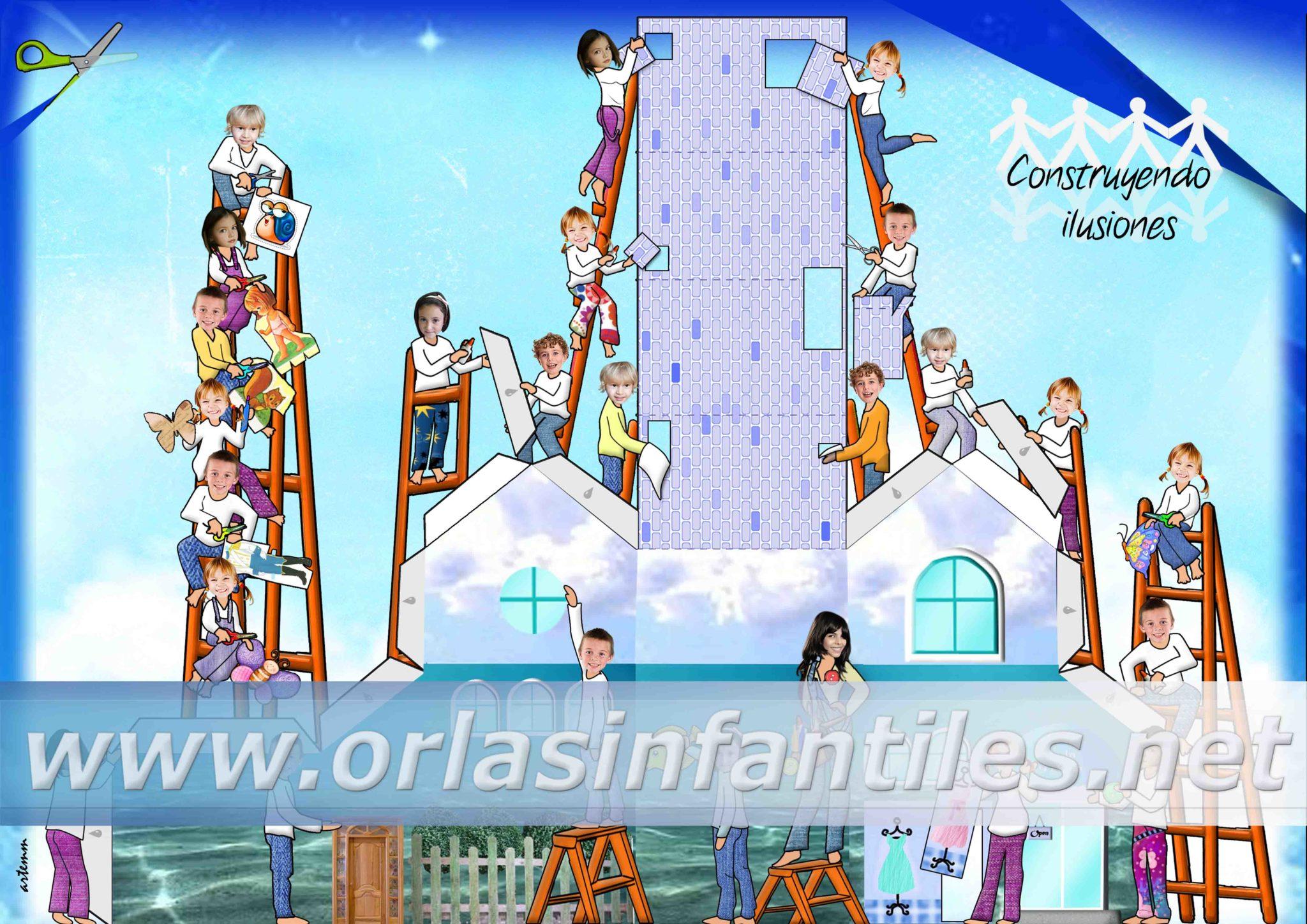 ORLA CONSTRUYENDO ILUSIONES