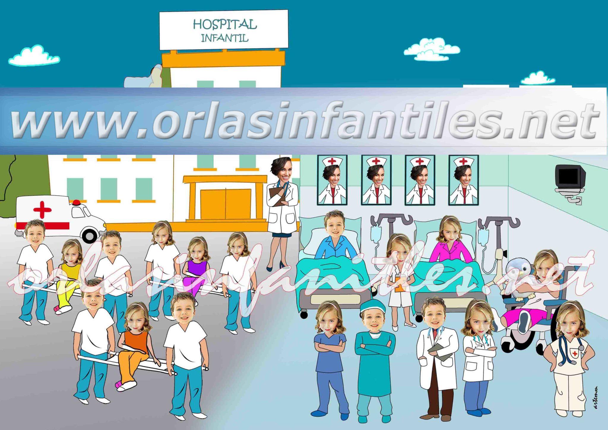ORLA HOSPITAL INFANTIL