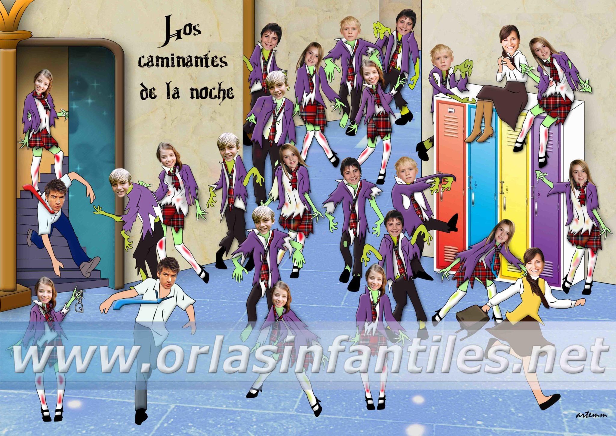 ORLA LOS CAMINANTES DE LA NOCHE