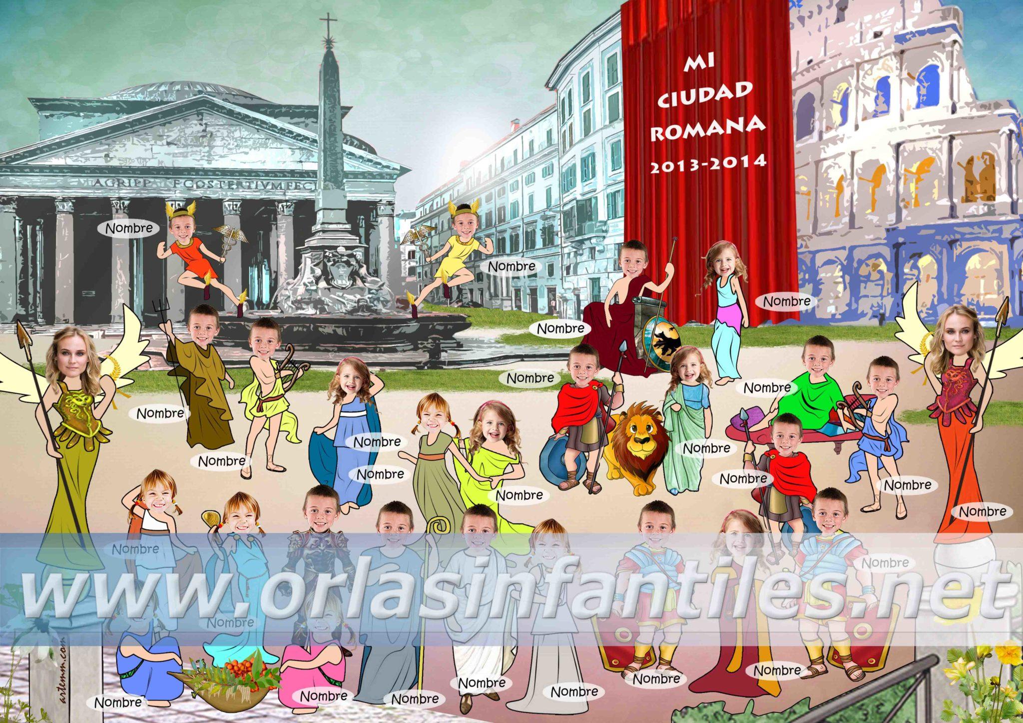Orla Mi ciudad romana