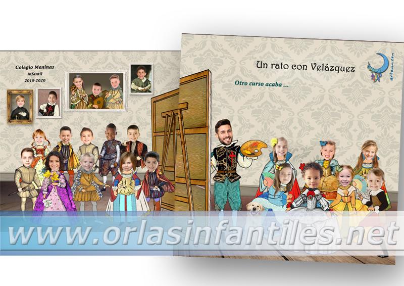 Minicuento Velázquez