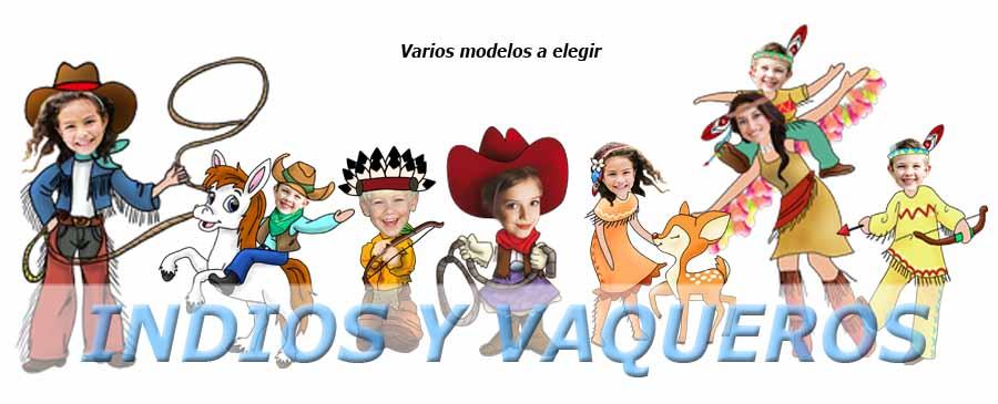 Orlas INDIOS Y VAQUEROS