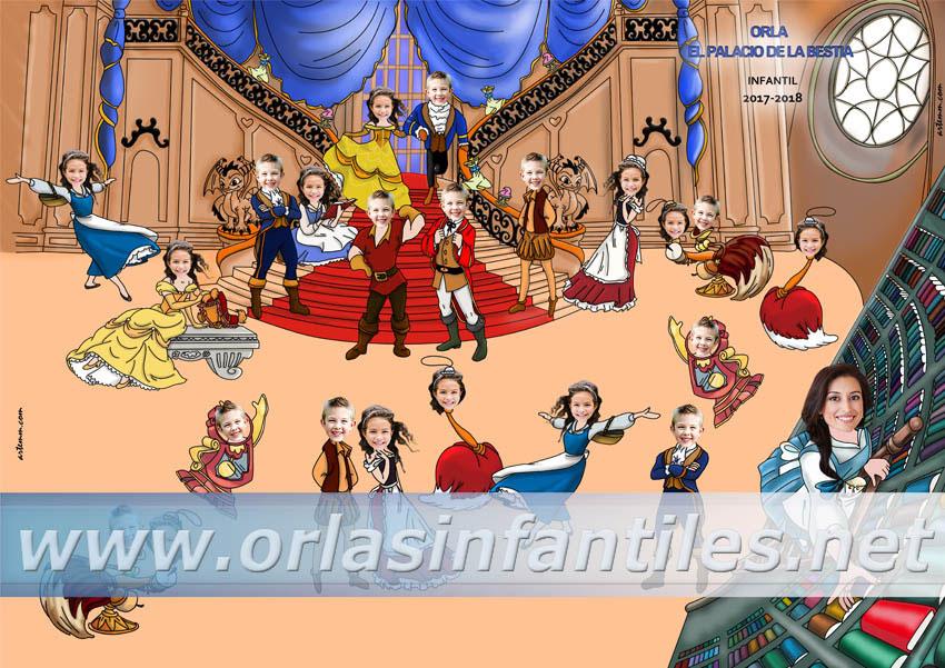 Orla El palacio de la bestia _