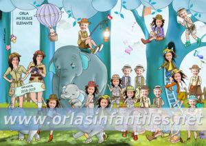 Orla Mi dulce elefante