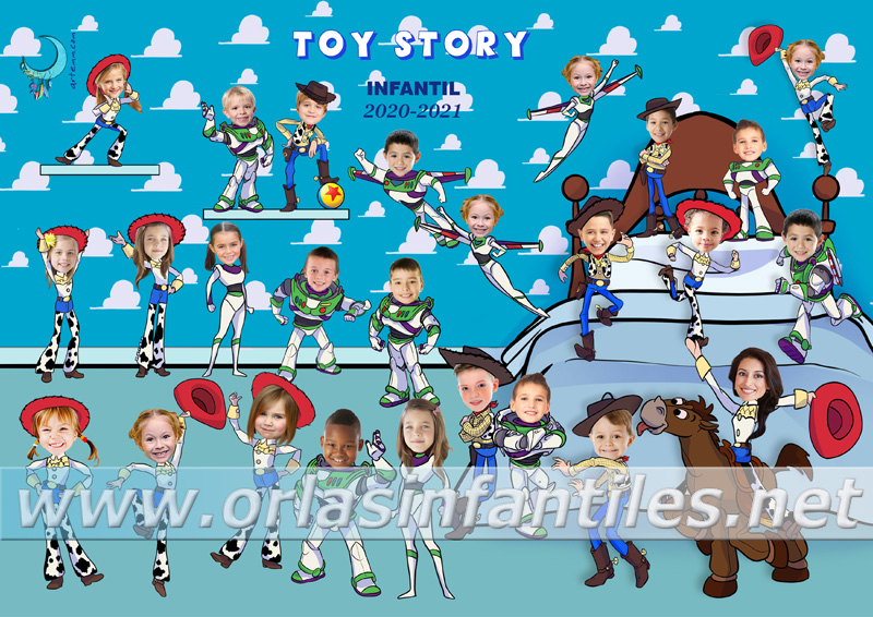 Orla Toy Story